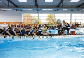 3. Drachenbootrennen im Nettebad
