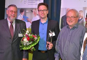 Beste Broschüre: PR-Preis für Niels-Stensen-Kliniken